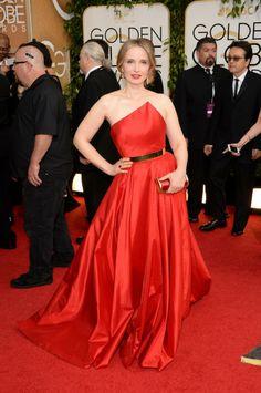 Golden Globes 2014: Red Carpet Arrivals Julie Delpy