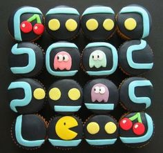 special cake Pac man