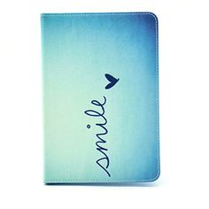 Apple Ipad Mini 1 2 Case, IVY Smile - Fashion Cute Synthetic Leather Flip Holder Support Case Wite Soft TPU Cover Skin For Apple Ipad mini / mini 2 Ivy http://www.amazon.com/dp/B00ORV3A14/ref=cm_sw_r_pi_dp_wlKNub18W83V4