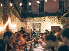 Dinner Lab. A pop-up supper club, membership required.