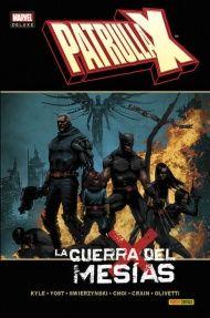 Marvel Deluxe. Patrulla-X: La Guerra del Mesías