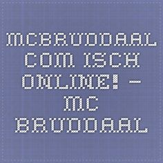 MCBruddaal.com isch online! — MC Bruddaal