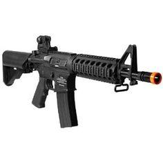 Colt M4 CQB Full Metal AEG, Black airsoft gun (Misc.) http://www.amazon.com/dp/B004X0SJDS/?tag=dismp4pla-20