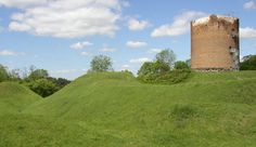 Stolpe tower - Burg Stolpe – Wikipedia