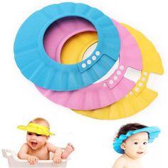 Soft Children Adjustable Safe Shampoo Shower Cap Bath Protection Soft Caps Baby Hats for Baby Kids♦️ SMS - F A S H I O N 💢👉🏿 http://www.sms.hr/products/soft-children-adjustable-safe-shampoo-shower-cap-bath-protection-soft-caps-baby-hats-for-baby-kids/ US $0.81