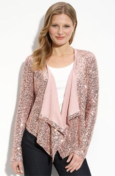 @Logan Grace would this satiate your sequin jacket need? It'd look suuuuper cute! $54