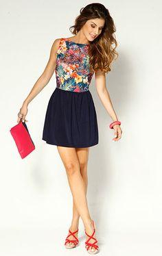 Look #eljobdelverano #miami #vestido