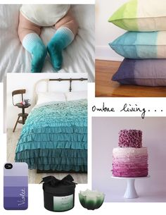 Ombre everything!