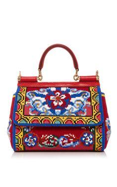 322224176ff DOLCE  amp  GABBANA Mini Printed Shoulder Bag.  dolcegabbana  bags   shoulder bags