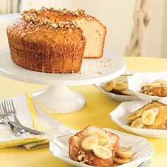 Must-Try Pound Cake Recipes