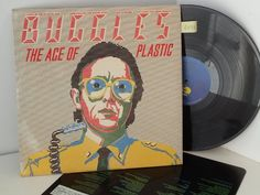 BUGGLES the age of plastic, ILPS 9585 - ROCK, PSYCH, PROG, POP, SHOE GAZING, BEAT
