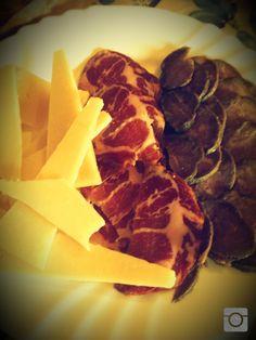 Fumeiro e queijo