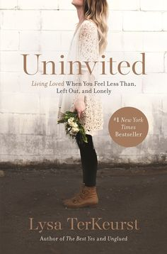 In this excerpt from her new book Uninvited, author Lysa TerKeurst shares how we can fight rejection with faith and positivity.