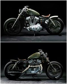 Harley 883 iron