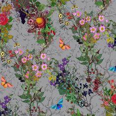 Timorous Beasties Bloomsbury Garden Wallpaper