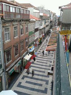 Rua de Cedofeita in Porto