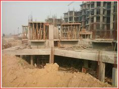 #SHRI Group 26 July 2013 Construction Progress of Tower-15