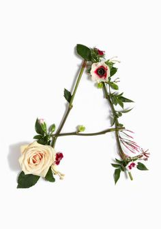 Fresh flowers delivered, Floral workshops and Event styling Diy Letters, Nursery Letters, Twig Art, How To Preserve Flowers, Preserving Flowers, Floral Hoops, Nature Crafts, Real Flowers, Cheap Home Decor