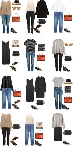 What to Wear in Malta Outfit Options 1-12 Packing Light List #packinglist #packinglight #travellight #travel #livelovesara