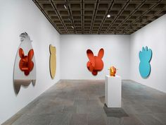 Designartnews.com - Jeff Koons Retrospective, Final Exhibition In Whitney's Marcel Breuer Building In New York