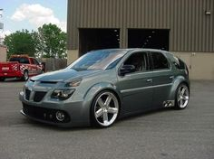 2004 Pontiac Aztek custom