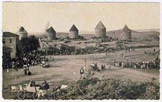 Kadıköy'de Yeldeğirmenleri