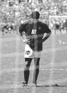 Él es Roberto Baggio - mi mejor número 10 todas las veces!