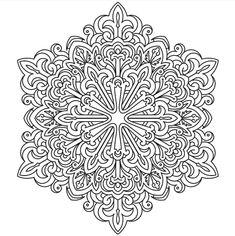 – My colored pictures - Malvorlagen Mandala Pattern Coloring Pages, Mandala Coloring Pages, Coloring Book Pages, Colorful Drawings, Colorful Pictures, Mandala Design, Mandala Art, Free Adult Coloring, Relaxing Art