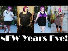 New Years Eve lookbook ~Plus Size Style~