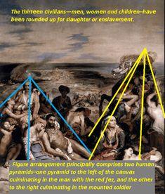 Eugène Delacroix, The Masacre At Chios Human Pyramid, Chios, Romanticism, The Man, Canvas, Children, Men, Tela, Boys