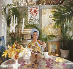 Slim Aarons: Women review – lives of the rich and famous