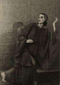 Emil Otto Hoppe, Martha Graham, c. 1920