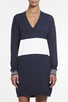 Adventure Sweater SS2015 NINETEEN//46 NZ$199 #knitwear #fullyfashioned #summerknitwear #cotton #summer