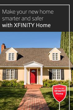 XFINITY Home provides you peace of mind with a total home security solution that includes 24/7 professional monitoring and innovative technology.