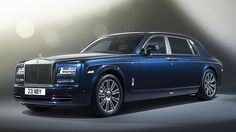 Rolls Royce Phantom Limelight, lujo de inspiración victoriana