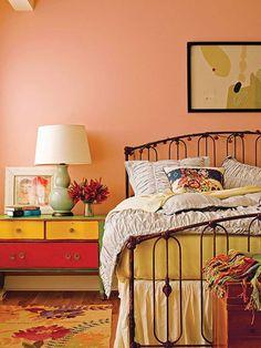 60 Wandfarbe Ideen In Orange U2013 Naturinspirierte Gestaltung Für Alle  Räumlichkeiten
