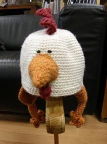 crochet rooster free patterns | Spun's Crochet Patterns | Spun Fibre Arts