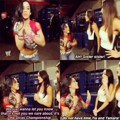 AJ Lee - I'm going to miss her sooo much!