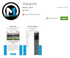Mobsports - Apps on Google Play Great Photos, Cool Pictures, Perfect Image, Perfect Photo, Sports News, Google Play, Apps, Awesome, Ideas