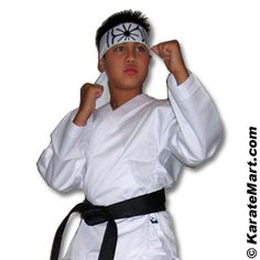 Our kids karate costume was designed for making your child feel like a true martial arts master. This costume is excellent for both boys and girls!  The Youth Karate Master Costumes Include:  Authentic 7 Ounce White Karate Gi (Not a Costume) Gi Includes Jacket and Pants White Okinawan Flower Head Band Authentic Black Belt   Any defective costumes purchased between September 1st and October 30th must be returned before Halloween in order to receive a refund. After October 30, costumes …