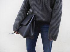 Mansur gavriel bag  | minimalist lifestyle goods delivered to you quarterly @ minimalism.co  |  #minimal #design #style