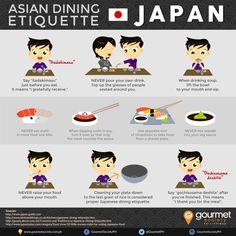 Japan etiquette