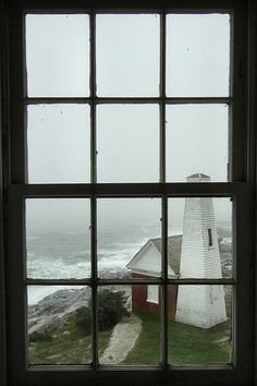 Bring Your Doors Inside! Lighthouse Keeper, Alfred Stieglitz, Window View, Window Art, Looking Out The Window, Through The Window, Windows And Doors, French Doors, Seaside
