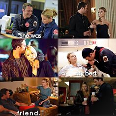 "Severide - ""She was my best friend"""