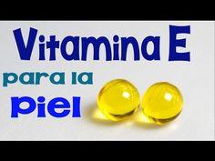 Propiedades de la vitamina E para la piel de la cara y el cuerpo :: La vitamina E y sus beneficios para la piel