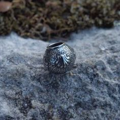 Charm pilgrims shell Camino de Santiago. Compatible with Pandora. Made by hand in silver. Without taxes. Crafts Galicia