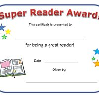 Literacy Printable Certificates That You Can Edit  Printable