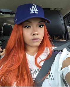 orange hair!!!!!