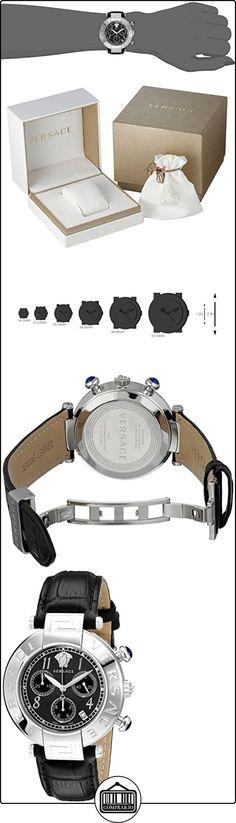 Versace reloj hombre New Reve cronógrafo 5C99D009S009 de  ✿ Relojes para hombre - (Lujo) ✿
