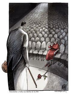 دائما هناك شخص يحبك ويقف بجانبك ويشجعك حتى ولو تخلى عنك الجميع